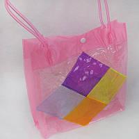 Пляжная летняя сумочка