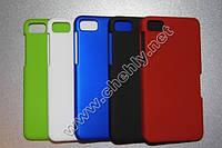 Пластиковый чехол Blackberry Z10