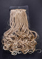 №6.Набор из 6 прядей,цвет холодный блонд