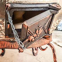 Тандыр бытовой Люкс-3 на 75 литров. Дизайн «Античный», фото 3