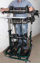 Б/У Вертикалізатор статичний і динамічний з ротором для реабілітації Paramobil Stander Verticalizer (Used)