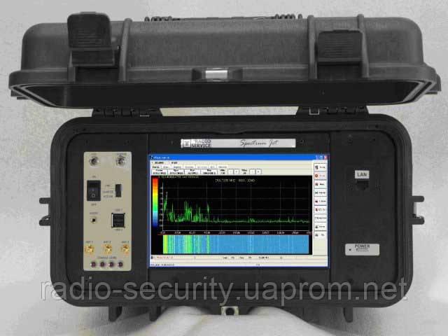 Портативные комплексы радионаблюдения на базе приемника RS Jet 903 (Spectrum Jet 903, Spectrum Jet 907, Spectr