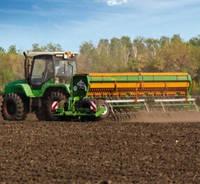 Услуги: вспашка, дискование, культивация почвы импортной сельхозтехникой