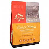 ORIJEN Cat&Kitten 1,8 кг ориджен для котов и кошек всех пород и возрастов