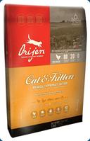 Корм для котов ORIJEN Cat&Kitten 5,4 кг ориджен для котов и кошек всех пород и возрастов