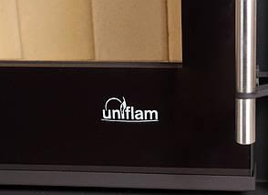 Каминная топка UNIFLAM W720 Prestige с водяным контуром, фото 2