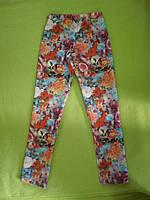 Детские лосины и брюки для девочки оптом