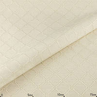 Ткань для скатертей и салфеток ромбик ширина 280 см Испания