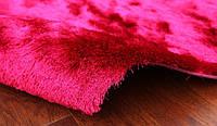 Ковер травка в спальню девочки, ковры малинового цвета, фото 1