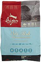 Корм для котов ORIJEN 6 Fresh FISH Cat&Kitten 6,8 кг ориджен для кошек и котов всех пород и возрастов (6 рыб)