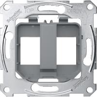 Опорные платы для модульного разъема, Shneider Merten (MTN4566-0080)