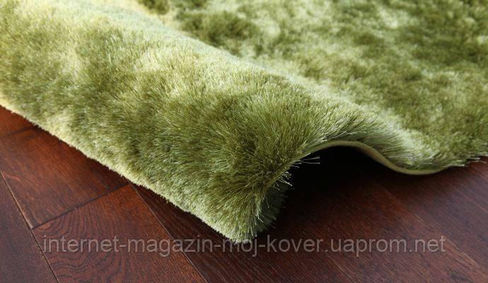 Стриженый ковер зеленого цвета для детской комнаты, купить ковры в Киеве