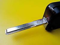 Заготовка выкидного ключа MERCEDES HU64 с трямя кнопками (тонкое лезвие) #113.2