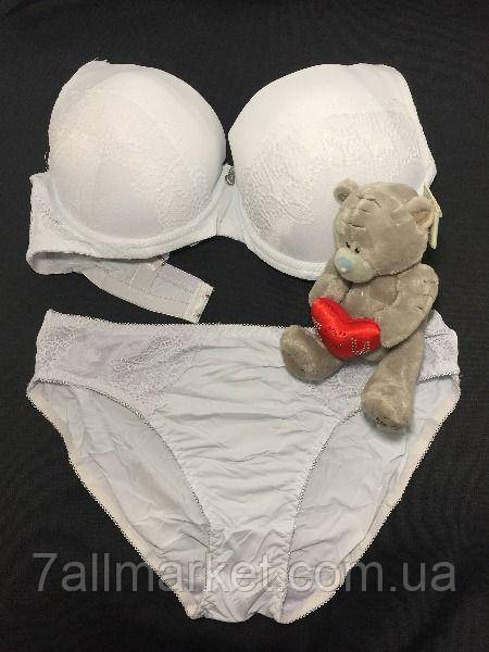 e7ba1f72c1544 Комплект женского нижнего белья батал чашка D (1упак/6 шт)