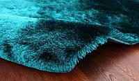Индийские ковры бирюзового цвета, яркие ковры в Одессе, фото 1