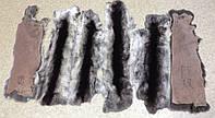 Мех Рекс серый 35 см, фото 1