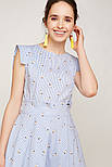 2170 платье Амур, груша (50-52), фото 5