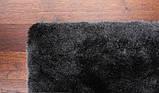 Килим графітовий, килими для інтер'єру, килими кольору антрацит, фото 2
