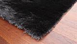 Килим графітовий, килими для інтер'єру, килими кольору антрацит, фото 3