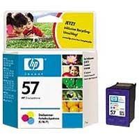 Картридж  HP 57 C6657AE
