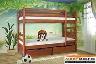 Ліжко двоярусне Кенгуру