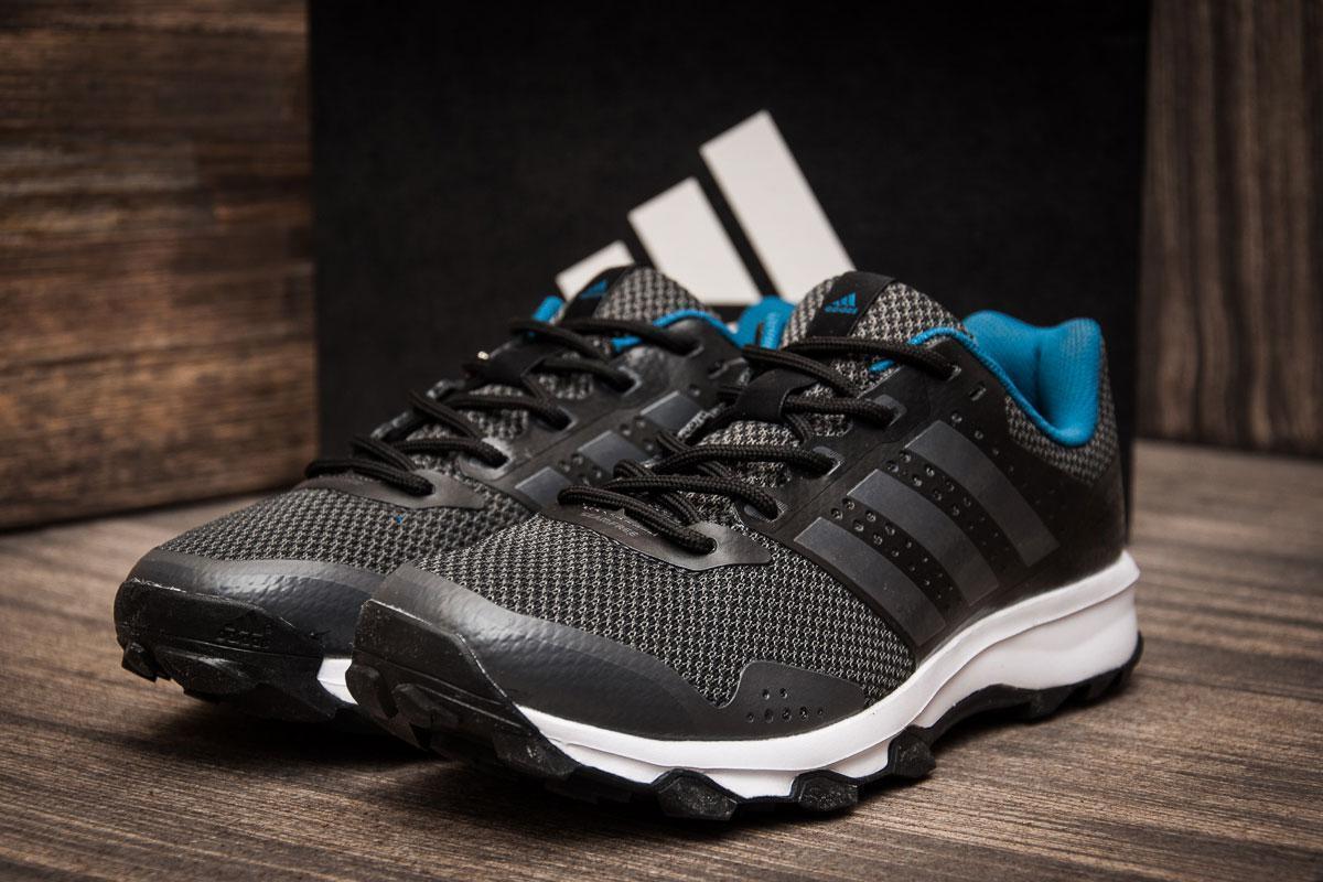 1c58d69dc Мужские кроссовки в стиле Adidas Duramo 7, черные - Sport Star в Одессе
