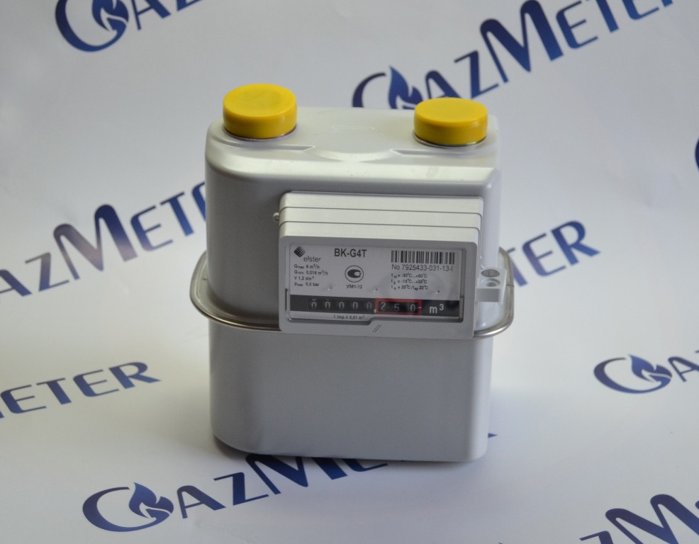 bk-g4t elster газовой счетчик