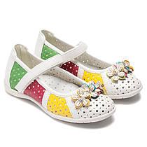 Летние туфельки Шалунишка Ортопед, для девочки, размер 26-31