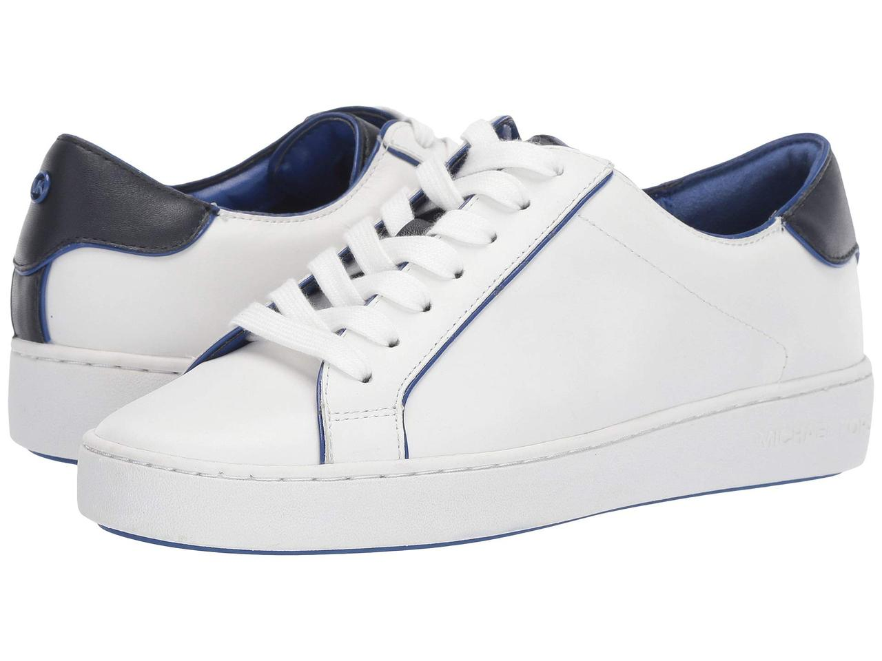 8b088bc95270 Кроссовки MICHAEL Michael Kors Harper Lace-Up White - Оригинал - FAIR -  оригинальная одежда