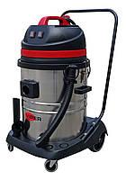 LSU 375 3x моторный пылесос для сухой и влажной уборки - 75 литров бак