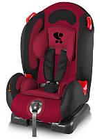 Автокресло детское Bertoni F1 Black&Red