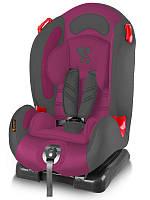 Автокресло детское Bertoni F1 Violet&Gray