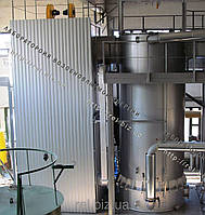 Котельное оборудование промышленное на отходах древесины (щепе, опилках, стружке, коре) с механизированной подачей 5 МВт