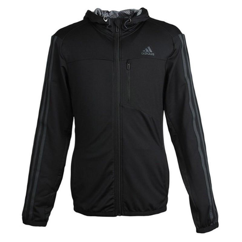 ba5e2dfc1b2 Купить Толстовка спортивная мужская adidas Cool365 AY3927 (черная ...