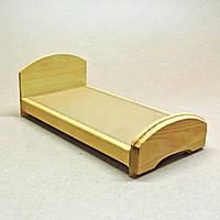 Кровать для кукол Аврора карри