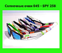 Солнечные очки 045 - SPY 258!Опт