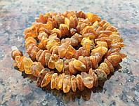 Бусы янтарные, лечебные, 46,5 см, 16,6 грам, фото 1
