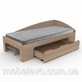 Кровать  -90+1 700х944х2042мм    Компанит