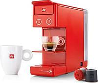 Кофемашина капсульная ILLY Y3.2 Red + 14 капсул в подарок