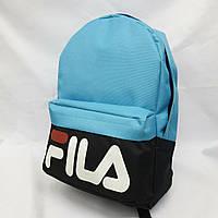 Рюкзак молодёжный городской FILA.  В расцветках, фото 1
