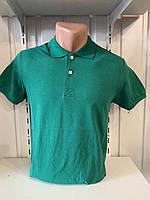 Футболка мужская COLORHAKAN поло однотонная, размеры M - 3XL,007 \ купить футболку мужскую оптом