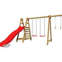 Детская площадка для улицы Sport Baby (SportBaby - 3 )
