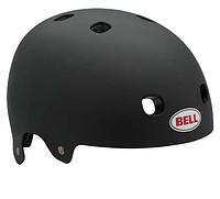 Велошлем Bell Segment матовый чёрный (GT)