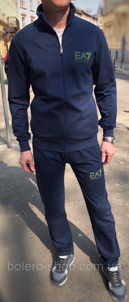 Спортивный костюм Armani ЕА7 синий M XXL