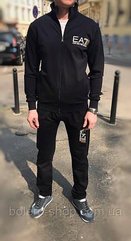 Спортивный костюм Armani ЕА7 черный XL, фото 2