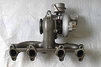 Турбина Фольксваген, Шкода, Ауди, Сеат (2002-2009 г.г.) 1.9 тди - Volkswagen, Skoda, Audi, Seat 1.9 TDI