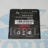 Аккумулятор FLY IQ431 (BL7403) (7020220100/381W94000003) 1300мАh Orig