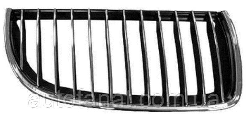 Оригинальная хромированная декоративная решетка правая BMW 3 (E90, E91) (51137120010)