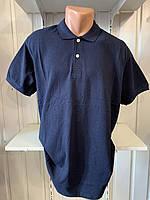 Футболка мужская COLORHAKAN поло однотонная, размеры 3XL-6XL,001 \ купить футболку мужскую оптом