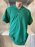 Футболка мужская COLORHAKAN поло однотонная, размеры 3XL-6XL,005 \ купить футболку мужскую оптом